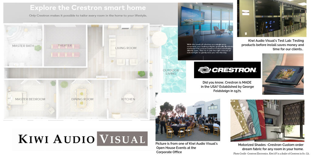 "Crestron ""Did You Know?"""