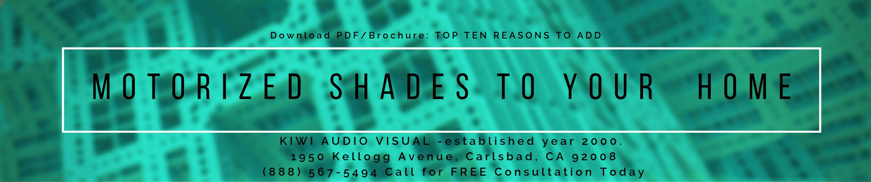 Download #10 Reasons for Motorized Shades in Rancho Santa Fe