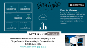 Lighting Control Kiwi Audio Visual