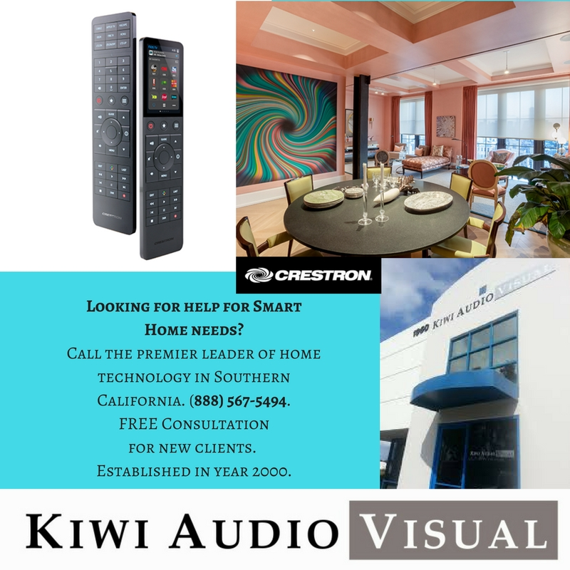 Smart Home San Diego Solutions: Call Kiwi Audio Visual