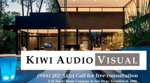 Kiwi Audio Visual is a #1 choice for a home theater installation in Rancho Santa Fe for residents. Established 2000.