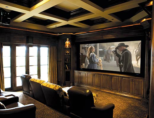 Home Theater in San Diego